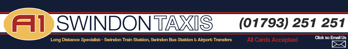 Book a Taxi Online with Swindon Taxi Cab Company